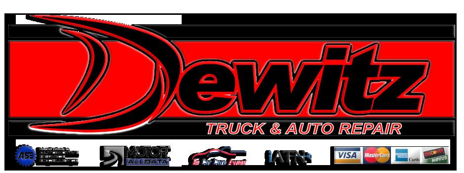 Eau Claire, WI Auto Repair | Dewitz Truck & Auto Repair